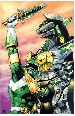 File:Green Ranger and Dragonzord by sonicfan1987.jpg