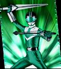 Time-force-green-ranger