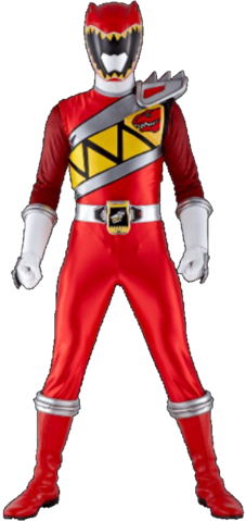 File:Red Dino Charge Ranger & Kyoryu Red.png