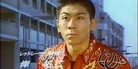 Comparison:Kyosuke Jinnai vs. T.J. (robot)
