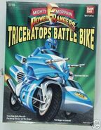 Triceratops Battle Bike