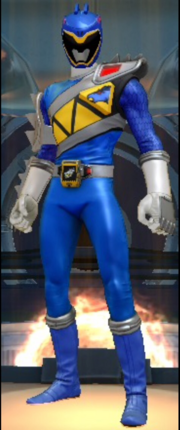 Legacy Wars Blue Dino Charge Ranger