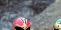 Comparison:Dairangers vs. Mighty Morphin Power Rangers