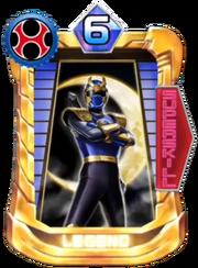 KuwagaRaiger Card in Super Sentai Legend Wars