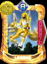 TigerRanger Card in Super Sentai Legend Wars