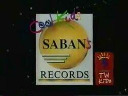 SabansCoolKidsRecords logo