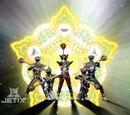 Mystic Legend Armor