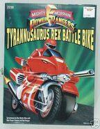 Tyrannosaurus Battle Bike