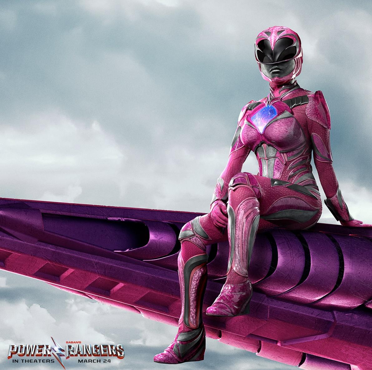 Pink Ranger 2017