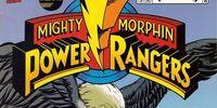 Mighty Morphin Power Rangers (Hamilton) Vol. 2 Issue 4