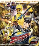 Go-Busters Blu-ray Vol 3
