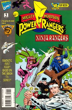 Ninja Rangers -1