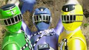 ToQger 13 - Blue-Yellow-Green Swap