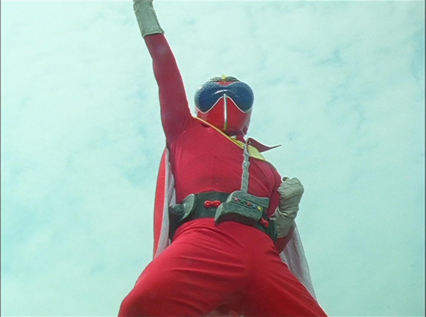 File:AkaRanger Gaoranger vs. Super Sentai.PNG