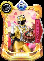 Go-on Yellow Card in Super Sentai Legend Wars