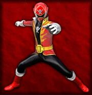 Gokai Red (Dice-O)