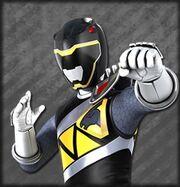 Kyoryu Black (Dice-O)