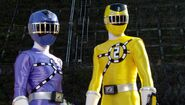 ToQger 4 - Blue & Yellow Swap