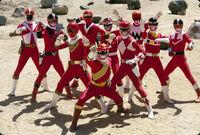 WF 10 Red Rangers