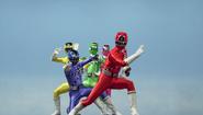 DSZ Gokai Change ToQger