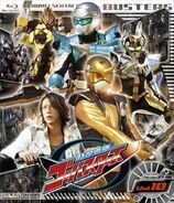 Go-Busters Blu-ray Vol 10