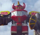 Comparison:Shinka Gattai Daizyuzin vs. Dino Megazord