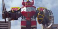 Comparison:Shinka Gattai Daizyuzin vs. Dino Megazord