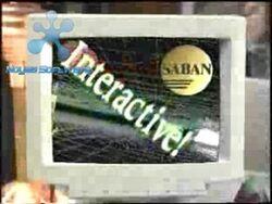 SabanInteractive firstlogo