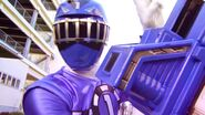 Kyoryuger vs. Go-Busters - ToQ 1gou Blue