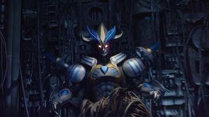 Devius half-awakened form