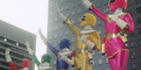 Comparison:Ep. 2: Assemble!! The Super-Powered Sentai vs. A Zeo Beginning