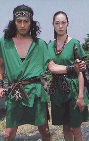 Kaito & Iriya