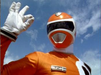 Power rangers spd episode 100