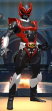 Legacy Wars Psycho Red