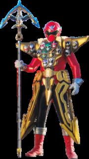 Gokai-redgold