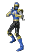 Navy Ninja Storm Ranger SH Figuarts