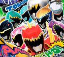 Brave 37: Revenge! The Ghost Deboth Army