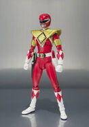 Mighty Morphin Red Ranger Armored SH Figuarts