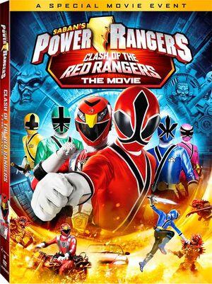 PowerRangersSamurai ClashOfTheRedRangersTheMovie