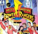 Mighty Morphin Power Rangers Saga Issue 1