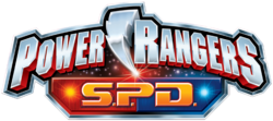 Power Rangers SPD S13 Logo 2005