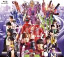 Ressha Sentai ToQger Returns: Super ToQ 7gou of Dreams