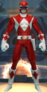 Legacy Wars Mighty Morphin Red Ranger