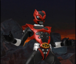 Legacy Wars Psycho Red Victory Pose
