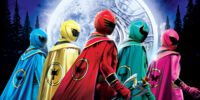 Power Rangers Mystic Force Intro (Poland)