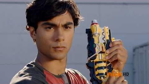 Power Rangers Dino Charge Brave Trailer