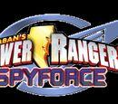 Power Rangers SpyForce