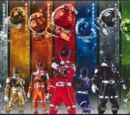 Power Rangers Galaxy Squad