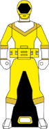 Yellow Shape Ranger Key