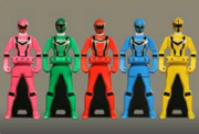 Mystic Ranger Keys